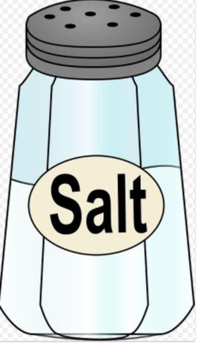 salt sodium