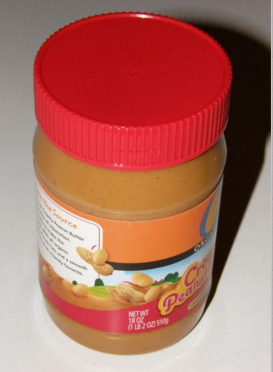dog peanut butter risks