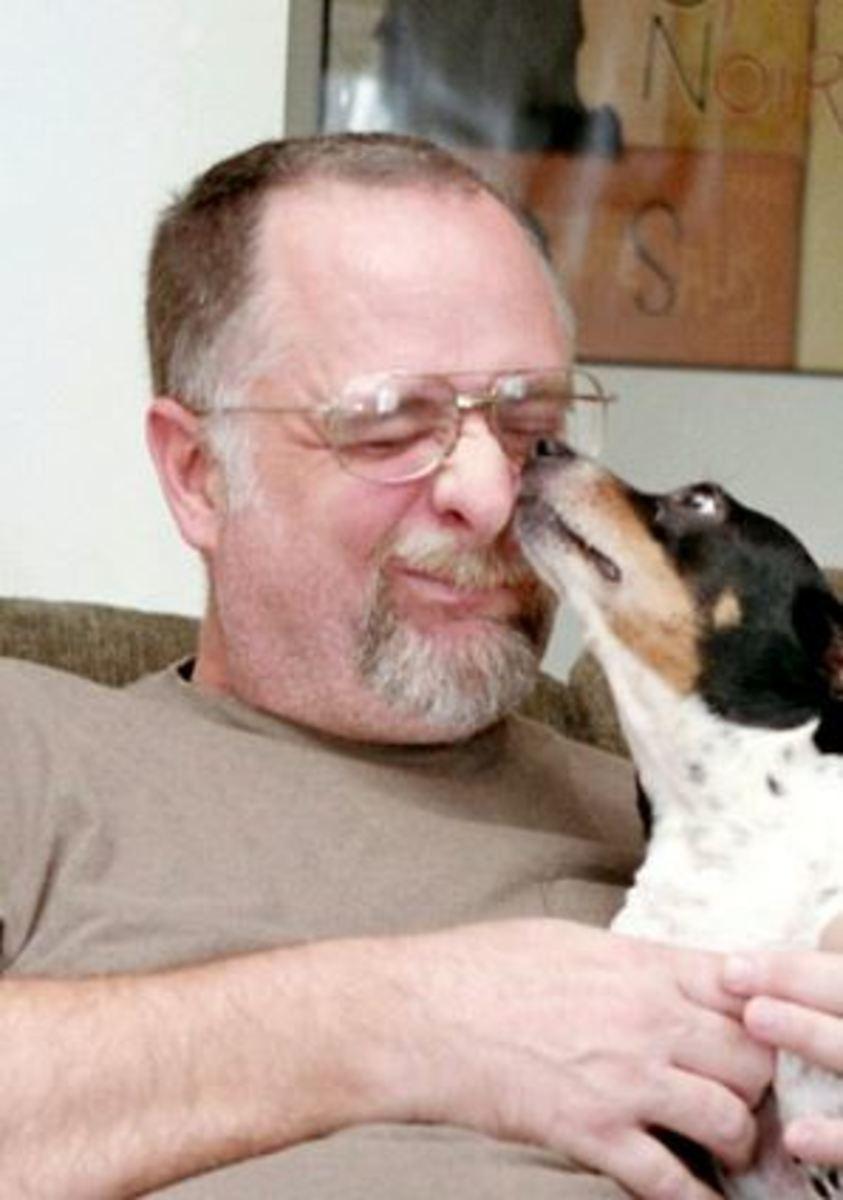 dog-kissing-owner